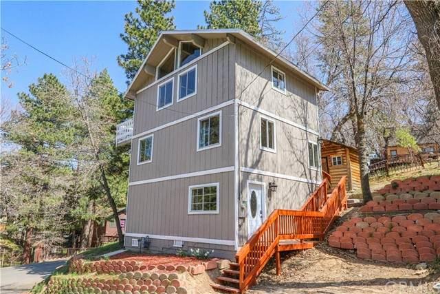 2294 Deep Creek Drive, Arrowbear, CA 92382 (#EV21103955) :: Steele Canyon Realty