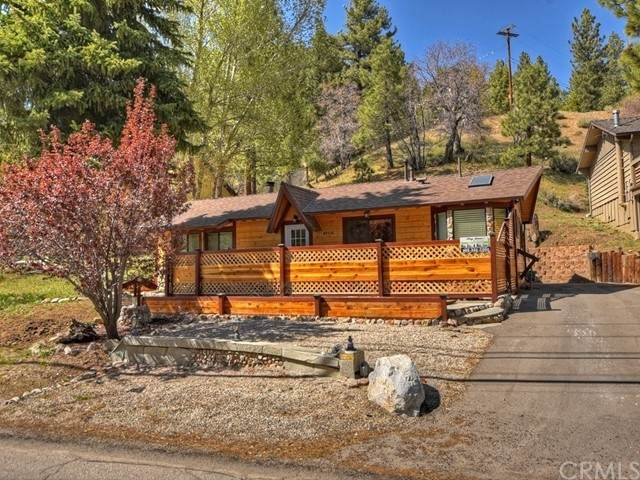 43336 Sheephorn Road, Big Bear, CA 92315 (#PS21104396) :: Blake Cory Home Selling Team