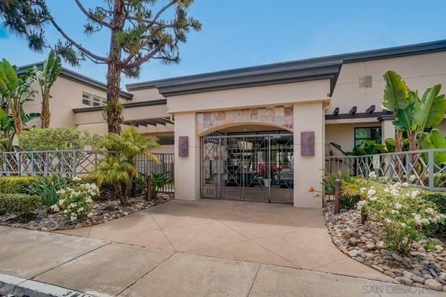 1021 Scott St #127, San Diego, CA 92106 (#210013115) :: Mint Real Estate