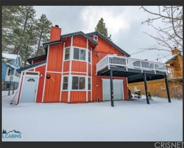 664 Spruce Road, Big Bear, CA 92315 (#SR21104447) :: Compass