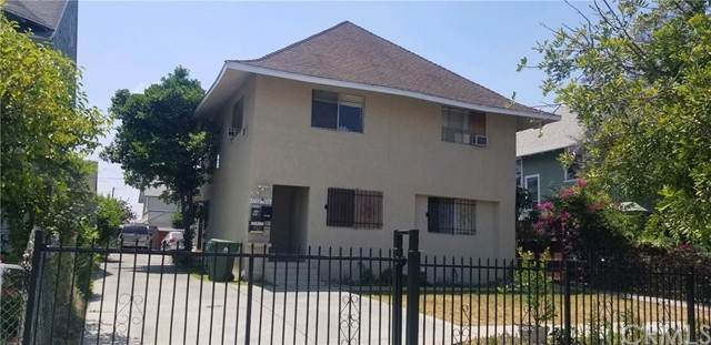 1712 W 24th Street, Los Angeles (City), CA 90018 (#DW21104464) :: Rogers Realty Group/Berkshire Hathaway HomeServices California Properties