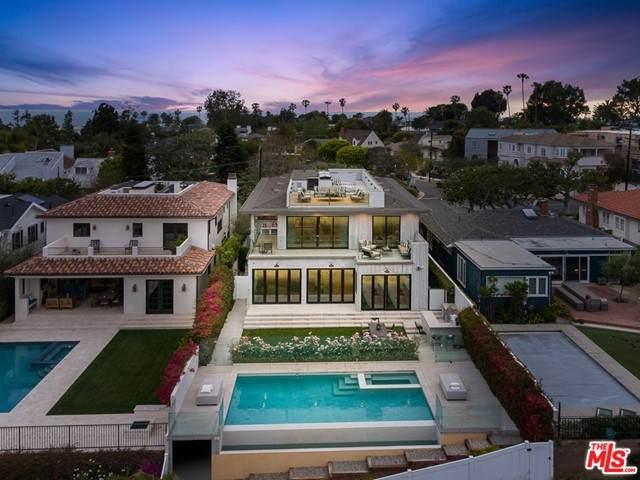 15281 De Pauw Street, Pacific Palisades, CA 90272 (#21681688) :: Necol Realty Group