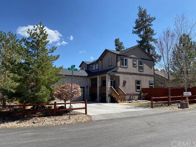 1620 Malabar Way, Big Bear, CA 92314 (#PW21103531) :: Blake Cory Home Selling Team