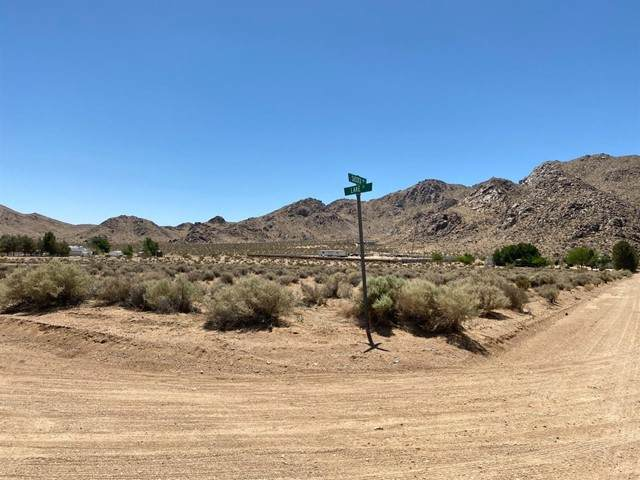 0 Lake Street, Lucerne Valley, CA 92356 (#535225) :: Compass