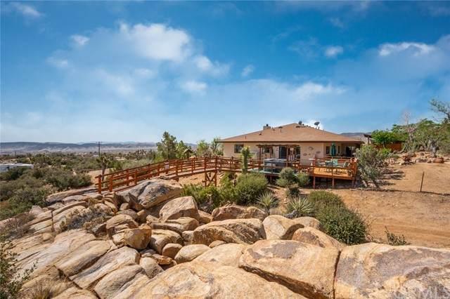 2564 Apache Pass, Pioneertown, CA 92268 (#JT21096717) :: Koster & Krew Real Estate Group | Keller Williams