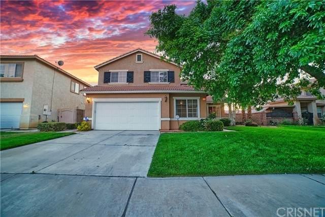 37439 56th Street E, Palmdale, CA 93552 (#SR21104719) :: Wahba Group Real Estate | Keller Williams Irvine
