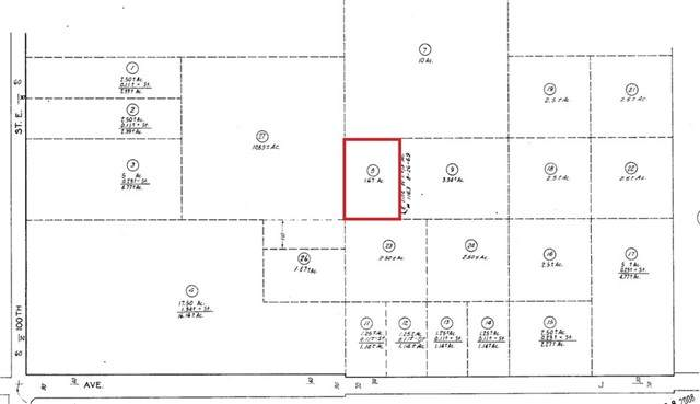 0 102nd St East And Avenue I14, Lancaster, CA 93535 (#SR21104726) :: Power Real Estate Group