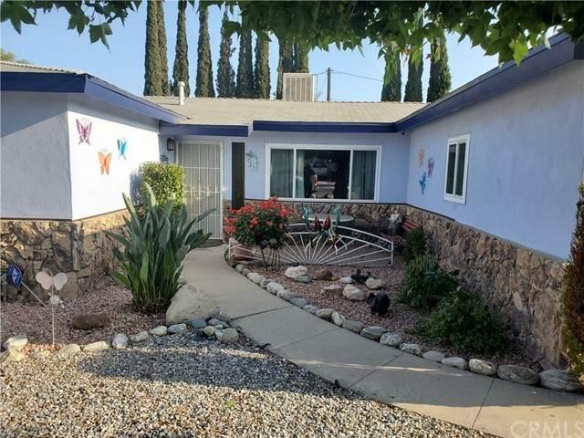 1814 Capri Avenue, Mentone, CA 92359 (#SW21104712) :: Wahba Group Real Estate   Keller Williams Irvine