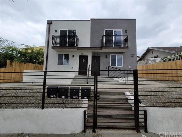 929 S Lorena Street, Los Angeles (City), CA 90023 (#DW21104735) :: Steele Canyon Realty