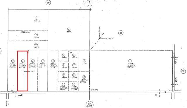 0 81st St East And Avenue K, Lancaster, CA 93535 (#SR21104773) :: Power Real Estate Group