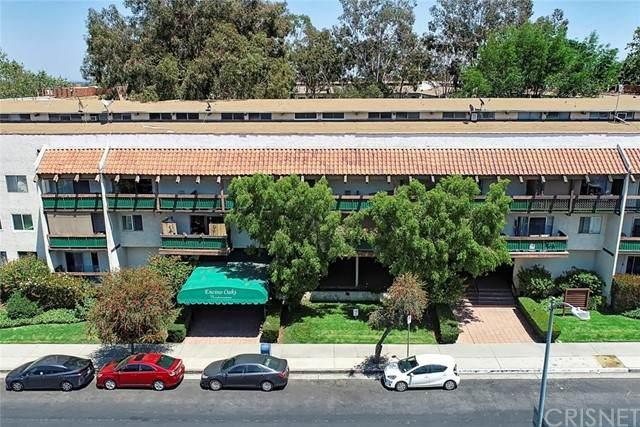 5460 White Oak Avenue A335, Encino, CA 91316 (#SR21102582) :: CENTURY 21 Jordan-Link & Co.