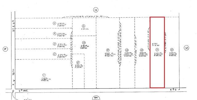 0 74th St East And Avenue K, Lancaster, CA 93535 (#SR21104820) :: Power Real Estate Group