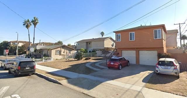 908 Arlington Avenue, Torrance, CA 90501 (#SB21104746) :: Wahba Group Real Estate | Keller Williams Irvine