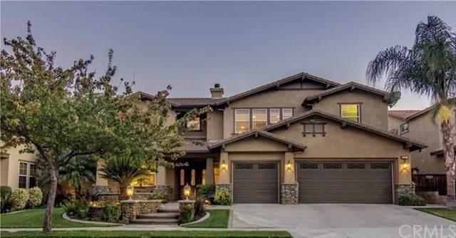 12183 Split Rein Dr, Rancho Cucamonga, CA 91739 (#TR21104737) :: Blake Cory Home Selling Team