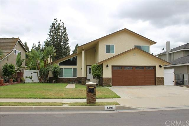 1401 Orangewood Street, La Habra, CA 90631 (#PW21104963) :: Steele Canyon Realty