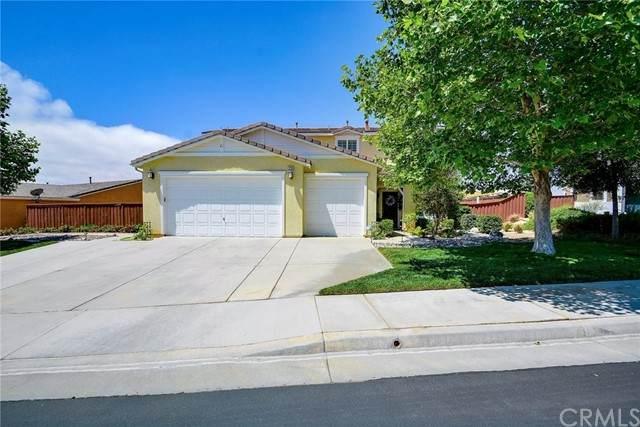 13083 Deuce Court, Beaumont, CA 92223 (#OC21100002) :: Cesi Pagano & Associates