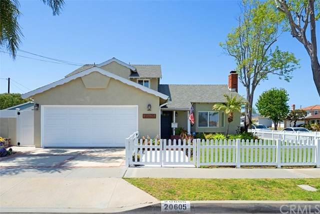 20605 Victor Street, Torrance, CA 90503 (#OC21105036) :: Powerhouse Real Estate