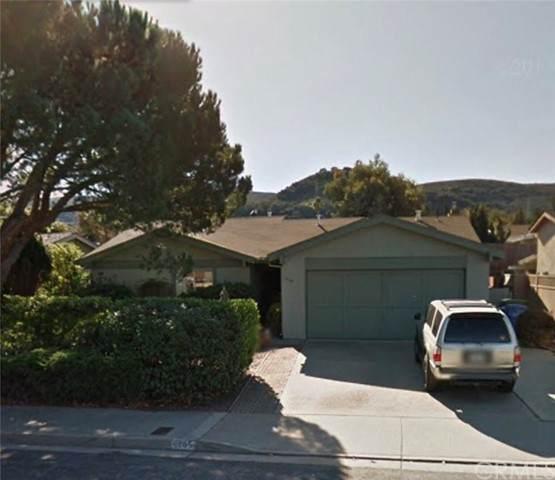 1085 San Adriano Street, San Luis Obispo, CA 93405 (#NS21105034) :: Mainstreet Realtors®