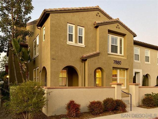 7880 Via Montebello #3, San Diego, CA 92129 (#210013155) :: Steele Canyon Realty