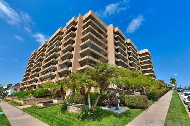 230 W Laurel Street #1001, San Diego, CA 92101 (#210013181) :: Power Real Estate Group