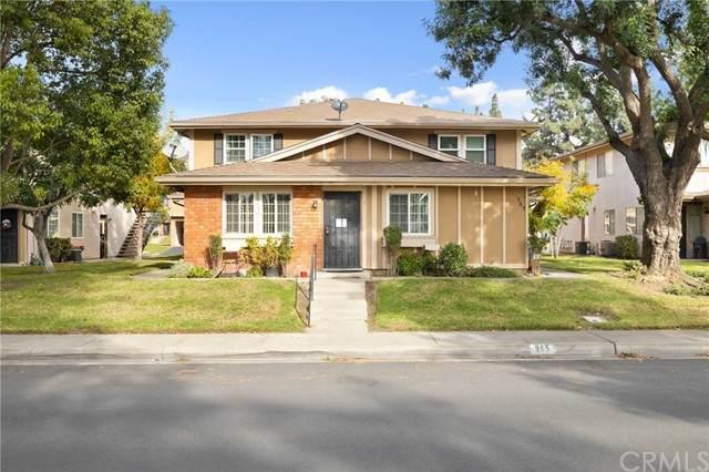965 W Sierra Madre Avenue #3, Azusa, CA 91702 (#CV21105113) :: Steele Canyon Realty