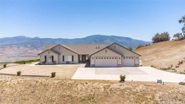 27550 Skyline Drive, Tehachapi, CA 93561 (#SR21105105) :: Berkshire Hathaway HomeServices California Properties