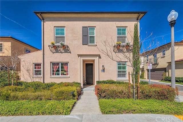 21849 Propello Drive, Saugus, CA 91350 (#SR21105055) :: Wahba Group Real Estate | Keller Williams Irvine