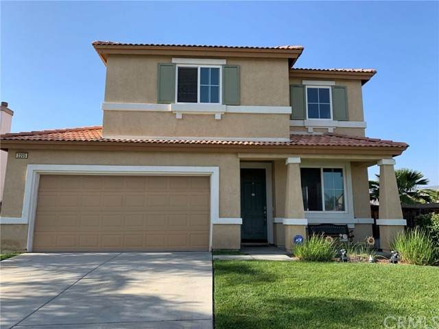 2205 Lavender Court, San Jacinto, CA 92582 (#SW21105179) :: Steele Canyon Realty