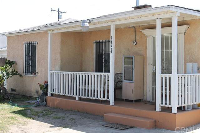 1434 E 125th Street, Compton, CA 90222 (#DW21103895) :: The Parsons Team