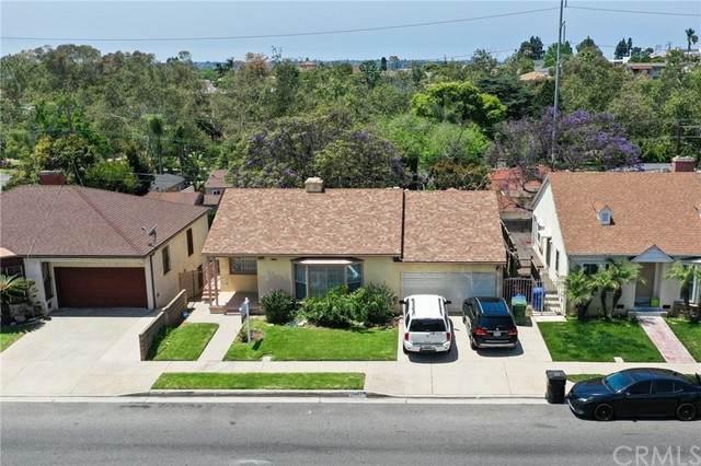 5853 S La Brea Avenue, Windsor Hills, CA 90056 (#LG21105203) :: Swack Real Estate Group | Keller Williams Realty Central Coast