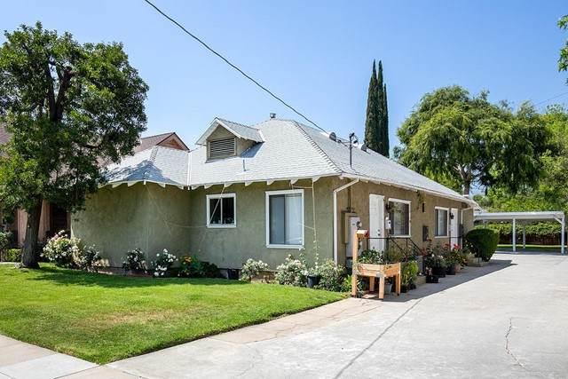 1103 E Orange Grove Boulevard, Pasadena, CA 91104 (#P1-4765) :: CENTURY 21 Jordan-Link & Co.
