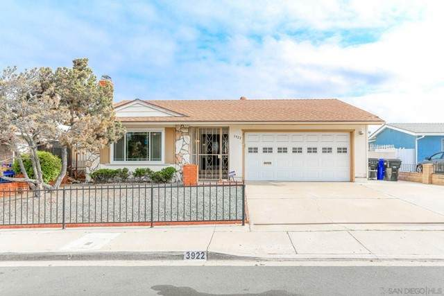 3922 Marcwade Dr, San Diego, CA 92154 (#210013143) :: Rogers Realty Group/Berkshire Hathaway HomeServices California Properties