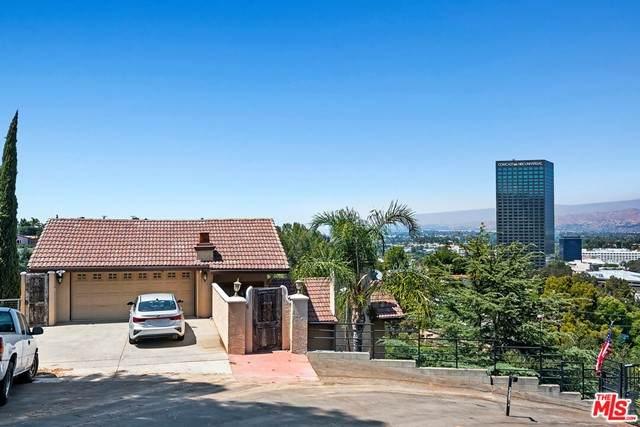 3589 Multiview Drive, Los Angeles (City), CA 90068 (#21732462) :: CENTURY 21 Jordan-Link & Co.
