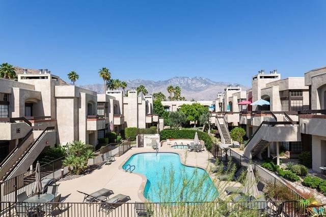 2601 S Broadmoor Drive #62, Palm Springs, CA 92264 (#21732646) :: CENTURY 21 Jordan-Link & Co.
