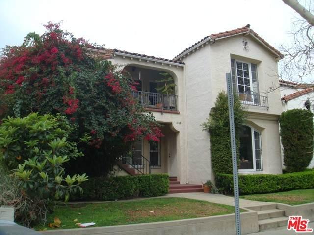 1209 S Wooster Street, Los Angeles (City), CA 90035 (#21732944) :: CENTURY 21 Jordan-Link & Co.