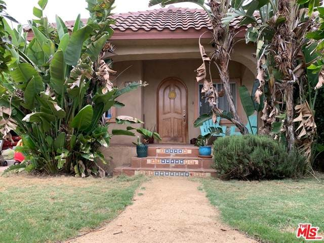 1583 W 35Th Street, Los Angeles (City), CA 90018 (#21732698) :: Rogers Realty Group/Berkshire Hathaway HomeServices California Properties