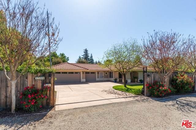 2980 Steele Street, Los Olivos, CA 93441 (MLS #21732566) :: Desert Area Homes For Sale