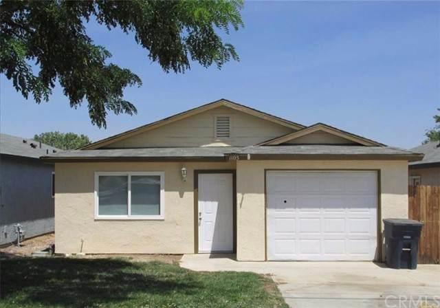 1105 Cherry Lane, Tehachapi, CA 93561 (#DW21105147) :: Berkshire Hathaway HomeServices California Properties