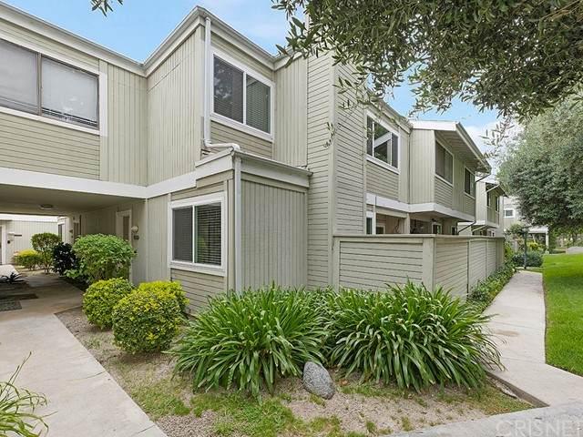 22115 Burbank Boulevard #4, Woodland Hills, CA 91367 (#SR21102267) :: Steele Canyon Realty