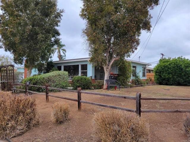 205 C Street, Chula Vista, CA 91910 (#PTP2103350) :: Steele Canyon Realty