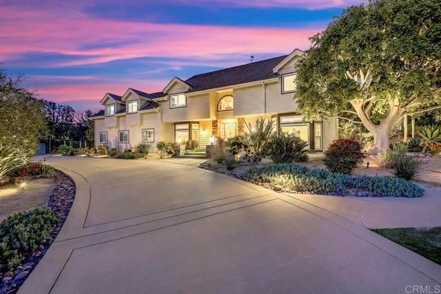 1225 Rancho Encinitas Drive, Encinitas, CA 92024 (#NDP2105438) :: Jett Real Estate Group
