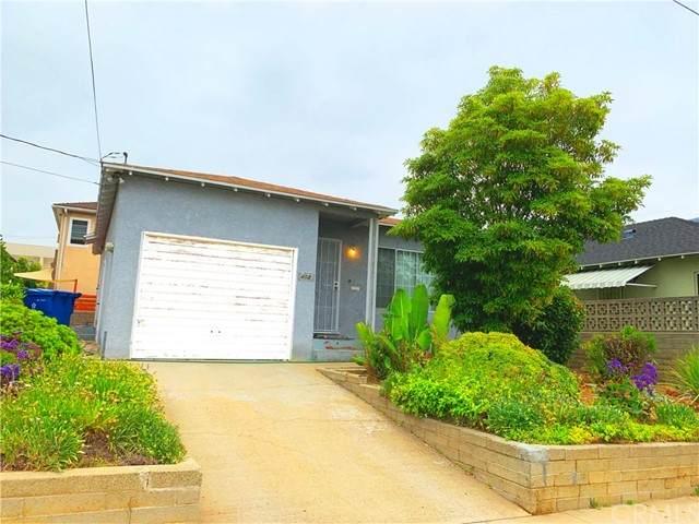 408 N 3rd Street, Alhambra, CA 91801 (#AR21102296) :: Blake Cory Home Selling Team