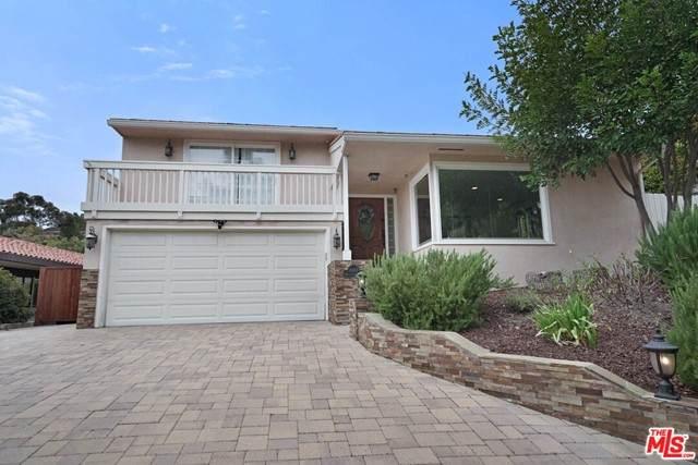 4313 Miraleste Drive, Rancho Palos Verdes, CA 90275 (#21732708) :: Millman Team