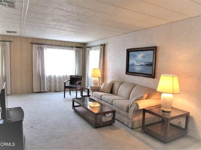 61 Blackburn Place #61, Ventura, CA 93004 (#V1-5843) :: Rogers Realty Group/Berkshire Hathaway HomeServices California Properties