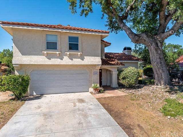 2197 Bel Air Place, Paso Robles, CA 93446 (MLS #NS21103756) :: CARLILE Realty & Lending