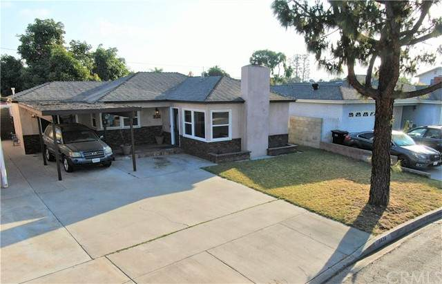 8436 La Docena Lane, Pico Rivera, CA 90660 (MLS #CV21088600) :: Desert Area Homes For Sale