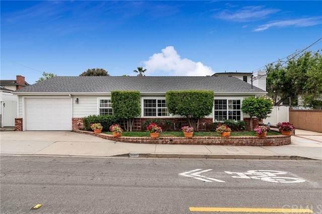 1015 N Redondo Avenue, Manhattan Beach, CA 90266 (#SB21100146) :: Powerhouse Real Estate