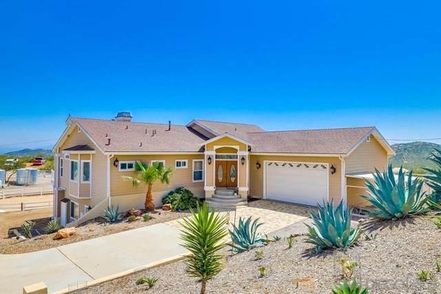 17012 Rio Maria Rd., Lakeside, CA 92040 (#210013247) :: Powerhouse Real Estate