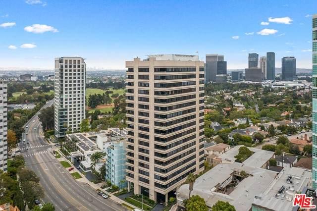 10350 Wilshire Boulevard #804, Los Angeles (City), CA 90024 (#21732834) :: Twiss Realty