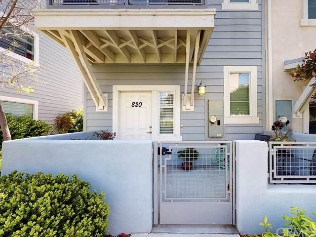 820 Lawrence Drive, San Luis Obispo, CA 93401 (MLS #SC21105496) :: CARLILE Realty & Lending